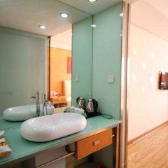 Yulanhua Hotel ванная