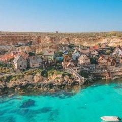 Апартаменты Studio in San Pawl Il-baħar - 100 m From the Beach Буджибба приотельная территория