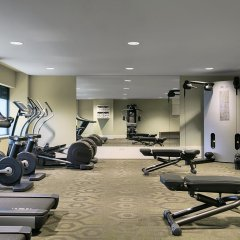 Отель Element Amsterdam фитнесс-зал фото 2