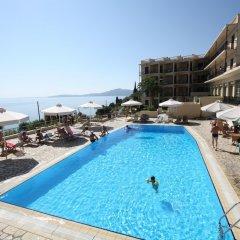 Отель Belvedere Корфу бассейн