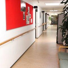 Отель Aarhus Hostel Дания, Орхус - отзывы, цены и фото номеров - забронировать отель Aarhus Hostel онлайн интерьер отеля фото 2