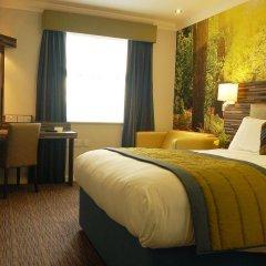 Отель Diamond Lodge Hotel Manchester Великобритания, Манчестер - отзывы, цены и фото номеров - забронировать отель Diamond Lodge Hotel Manchester онлайн комната для гостей фото 2