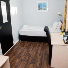 Отель Prinsen Hotel Дания, Алборг - отзывы, цены и фото номеров - забронировать отель Prinsen Hotel онлайн удобства в номере фото 3