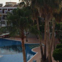 Pambos Napa Rocks Hotel - Adults Only бассейн