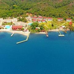 Marmaris Resort & Spa Hotel Турция, Кумлюбюк - отзывы, цены и фото номеров - забронировать отель Marmaris Resort & Spa Hotel онлайн приотельная территория