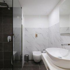 Отель Cavalieri Art Hotel Мальта, Сан Джулианс - 11 отзывов об отеле, цены и фото номеров - забронировать отель Cavalieri Art Hotel онлайн ванная фото 2