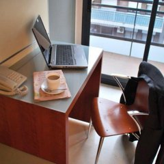 Отель Suites Marina - Abapart Испания, Барселона - отзывы, цены и фото номеров - забронировать отель Suites Marina - Abapart онлайн удобства в номере фото 2