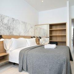 Отель Aspasios Atocha Apartments Испания, Мадрид - отзывы, цены и фото номеров - забронировать отель Aspasios Atocha Apartments онлайн комната для гостей фото 4
