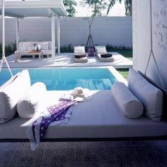 Отель SALA Phuket Mai Khao Beach Resort 5* Вилла Garden pool с различными типами кроватей фото 5