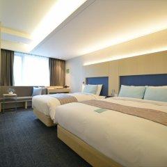aFIRST Hotel Myeongdong комната для гостей фото 4