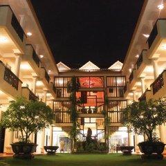 Отель Phu Thinh Boutique Resort And Spa Хойан вид на фасад