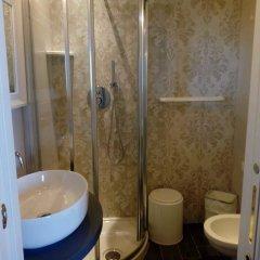 Hotel River Римини ванная