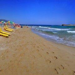 Отель Villa Malia пляж фото 2