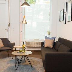Апартаменты Upper Westside - 3 Bedroom Interior Designed Apartment by BENSIMON apartments Берлин комната для гостей фото 4