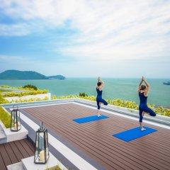 Отель Amatara Wellness Resort Таиланд, Пхукет - отзывы, цены и фото номеров - забронировать отель Amatara Wellness Resort онлайн фитнесс-зал фото 4