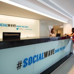 Отель Sol Wave House Mallorca банкомат