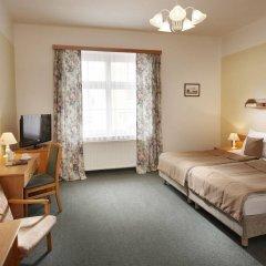 Отель Belvedere Spa House Hotel Чехия, Франтишкови-Лазне - отзывы, цены и фото номеров - забронировать отель Belvedere Spa House Hotel онлайн комната для гостей фото 2