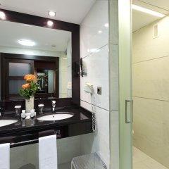 Отель Cordoba Center Испания, Кордова - 4 отзыва об отеле, цены и фото номеров - забронировать отель Cordoba Center онлайн ванная