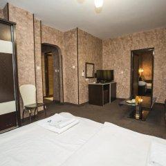 Отель Perun Hotel Sandanski Болгария, Сандански - отзывы, цены и фото номеров - забронировать отель Perun Hotel Sandanski онлайн комната для гостей фото 5