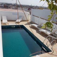 Отель Dar Shaân Марокко, Рабат - отзывы, цены и фото номеров - забронировать отель Dar Shaân онлайн бассейн