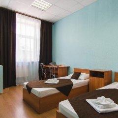 Гостиница Бизнес-Турист Стандартный номер с 2 отдельными кроватями фото 3