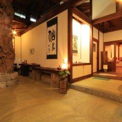 Отель Wa no Cottage Sen-no-ie Япония, Якусима - отзывы, цены и фото номеров - забронировать отель Wa no Cottage Sen-no-ie онлайн интерьер отеля