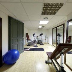 Отель Eurostars David фитнесс-зал