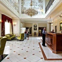 Отель Parkhotel Richmond Карловы Вары интерьер отеля