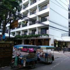Отель Baan Khun Nine Паттайя городской автобус