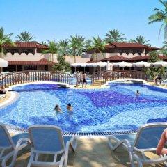 Primasol Serra Garden Турция, Сиде - отзывы, цены и фото номеров - забронировать отель Primasol Serra Garden онлайн бассейн фото 3