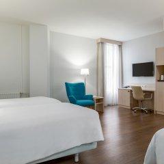 Отель Nh Amsterdam City Centre Амстердам комната для гостей фото 5