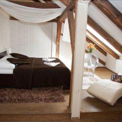 Отель PEREGRIN Чешский Крумлов комната для гостей