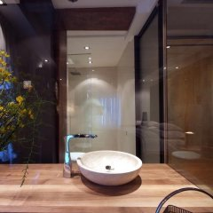 Отель Hippocampus Черногория, Котор - отзывы, цены и фото номеров - забронировать отель Hippocampus онлайн ванная