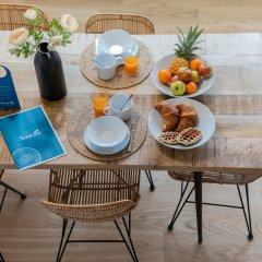 Отель Sweet Inn Apartments - Petit Sablon Бельгия, Брюссель - отзывы, цены и фото номеров - забронировать отель Sweet Inn Apartments - Petit Sablon онлайн питание