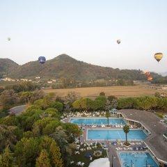 Отель Apollo Hotel Terme Италия, Региональный парк Colli Euganei - отзывы, цены и фото номеров - забронировать отель Apollo Hotel Terme онлайн бассейн