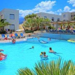 Meropi Hotel & Apartments бассейн фото 14