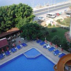 Doris Aytur Hotel бассейн