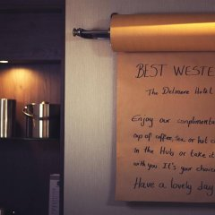 BEST WESTERN PLUS - The Delmere Hotel спа