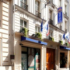 Отель Mercure Paris Opera Grands Boulevards вид на фасад фото 4