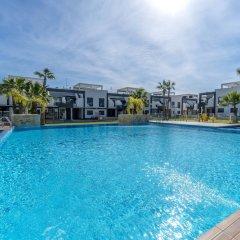 Отель Бунгало Espanhouse Oasis Beach 101 Ориуэла бассейн фото 2
