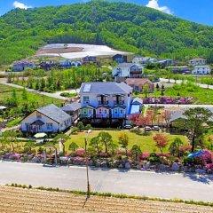 Отель Daegwalnyeong Beauty House Pension Южная Корея, Пхёнчан - отзывы, цены и фото номеров - забронировать отель Daegwalnyeong Beauty House Pension онлайн фото 20