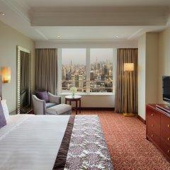 Radisson Blu Hotel Shanghai New World комната для гостей