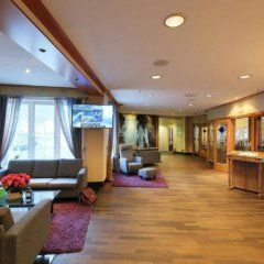Quality Hotel Vøringfoss фитнесс-зал фото 2