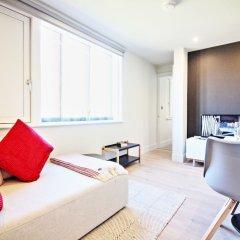 Отель Rooftop Penthouse Manchester комната для гостей фото 2
