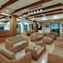 Отель Sandalwood Hotel & Retreat Индия, Гоа - отзывы, цены и фото номеров - забронировать отель Sandalwood Hotel & Retreat онлайн интерьер отеля фото 3