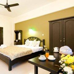 Отель Ploen Pattaya Residence комната для гостей