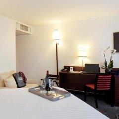 Отель Hôtel Concorde Montparnasse 4* Классический номер с различными типами кроватей фото 21