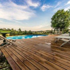Отель Villa Somelli Италия, Эмполи - отзывы, цены и фото номеров - забронировать отель Villa Somelli онлайн бассейн фото 3