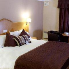 Best Western Widnes Halton Everglades Park Hotel комната для гостей фото 4