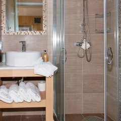 Отель Alegria Suites ванная